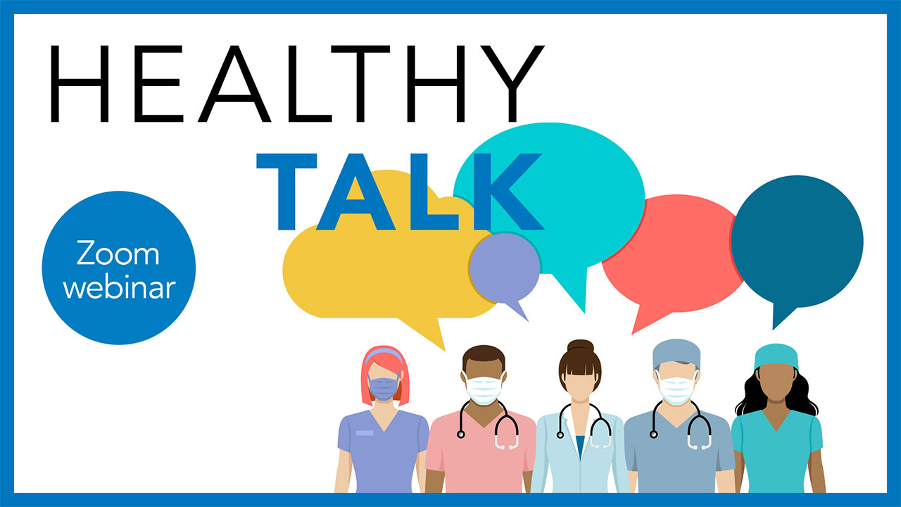 Healthy Talk webinar video