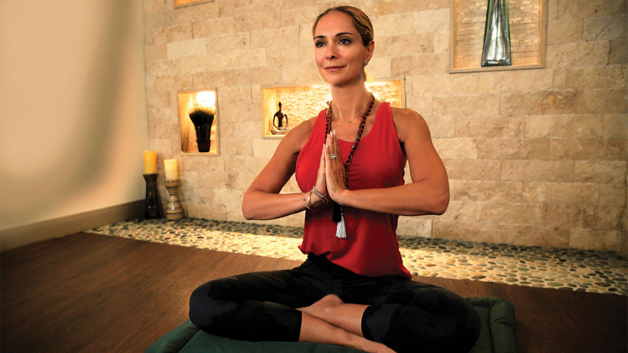 Meditation with Jennifer Graf