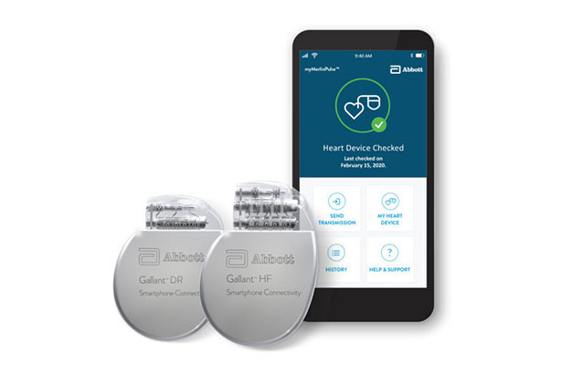 Abbott's Gallant™ implantable cardioverter defibrillator (ICD)
