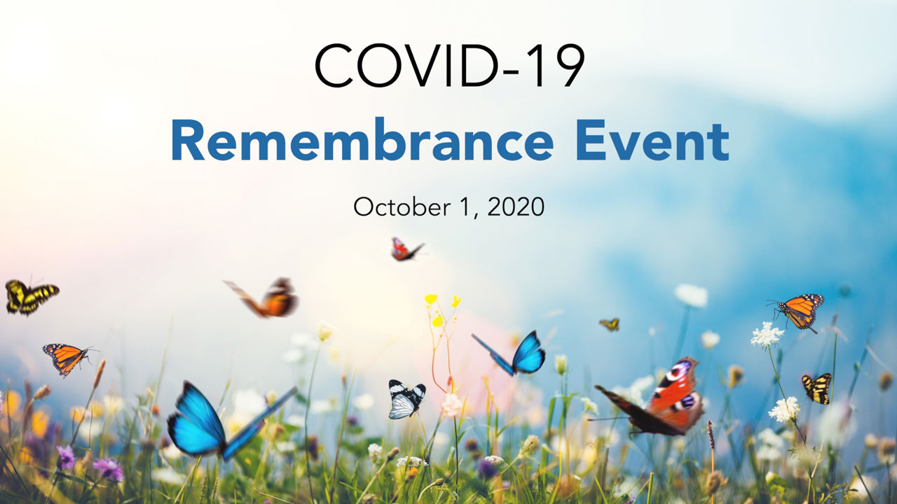 Video: Englewood Health COVID-19 Remembrance Event