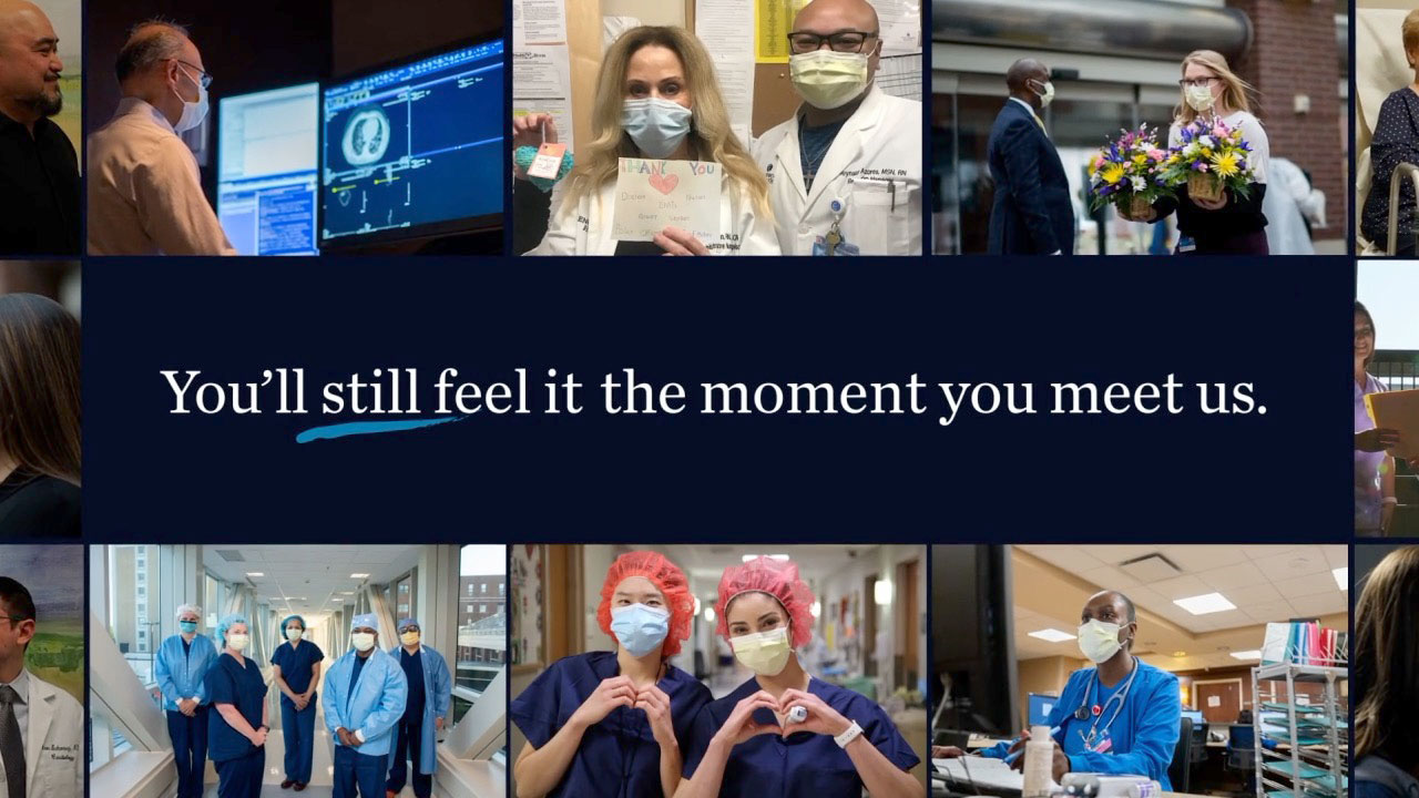 Video: You'll still feel it the moment you meet us.