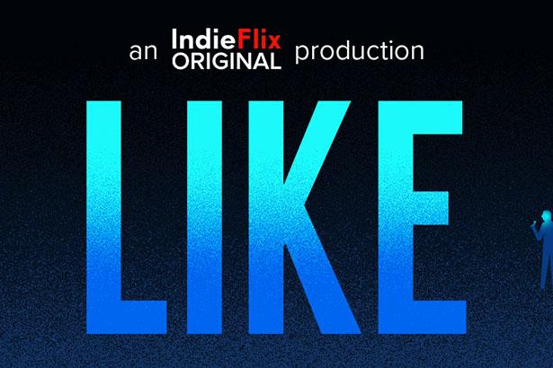 LIKE documentary banner