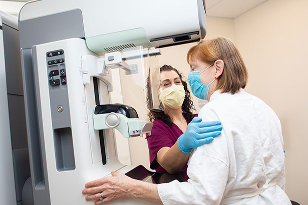Mammography at Englewood Hospital Imaging at Fair Lawn