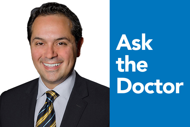Ask the Doctor: Christos Stavropoulos, MD