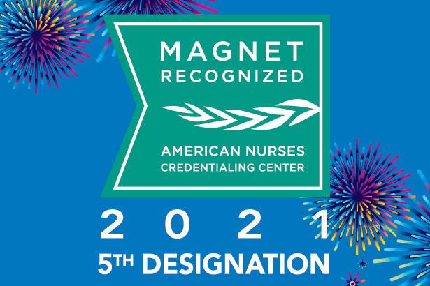 Magnet award logo - 2021 5th Designation