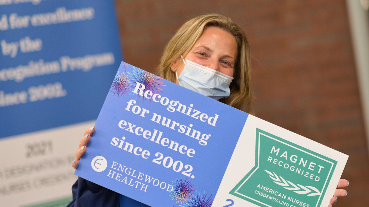 Video: Englewood Health's 5th Magnet Designation